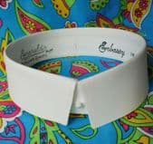 Vintage Emerald Embassy shirt collar size 14 detachable UNUSED shop soiled